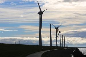 Ein gewohntes Bild in vielen Teilen Europas. Doch kann Windenergie den Weg in eine dekarbonisierte Zukunft ebnen?